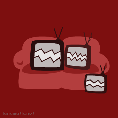 In Soviet Russia, Television Watches You!