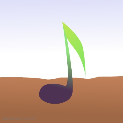 This is where music comes from