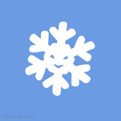 Sneaky snowflake